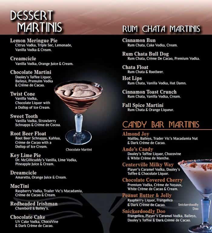 dessert-martinis